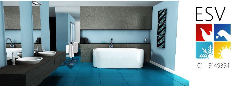 Badezimmer von ESV Installateur - Wien